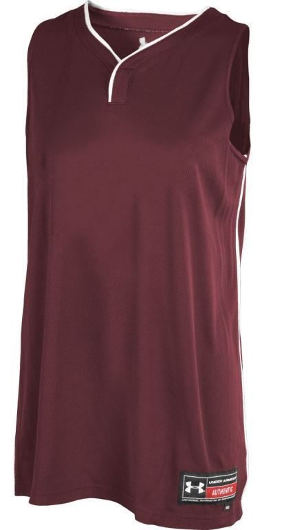 UA Relay Henley Fastpitch (S; M)
